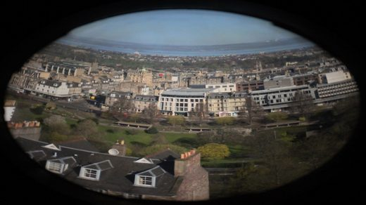 Amazing views from our Camera Obscura | Camera Obscura and World of  illusions