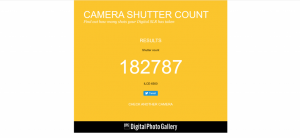 Sony Shutter Count Guide: All You Need to Know for your Sony Camera!