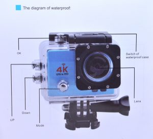 Campark 4k Wifi Ultra HD Waterproof Sports Action Camera – Manual page 5. |  Eunoia Reviews