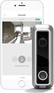 Can i use vivint doorbell camera without service