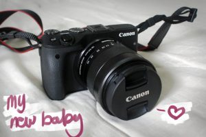 03. Quickie Review: Canon EOS M3 | Still Sleeping