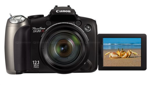 Camera | Review Of Canon PowerShot SX20IS 12.1MP Digital Camera with 20x  Wide Angle Optical Image Stabilized Zoom and 2.5-inch Articulating LCD by  Canon