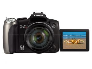 Review Of Canon PowerShot SX20IS 12.1MP Digital Camera with 20x Wide Angle  Optical Image Stabilized Zoom and 2.5-inch Articulating LCD by Canon   Just  another WordPress.com weblog