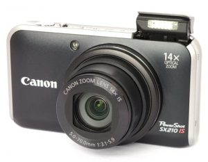 Canon PowerShot SX210-IS Review – 14.1 MP Digital Camera - BeSafe