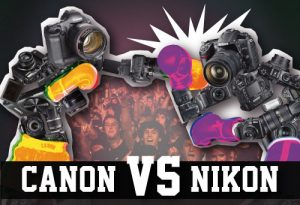 Canon vs Nikon – Which is better for photography? | I Am KriStAL TaYLoR  (*-*)