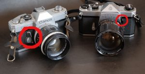 Stopped down or full aperture metering – why it still matters for users of  mirrorless cameras today – CamerAgX – a new life for old gear
