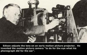 The first Motion Picture Camera | Whistling Woods International Blog