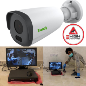 The Background Of CCTV Camera Works | Highsecurityco.com