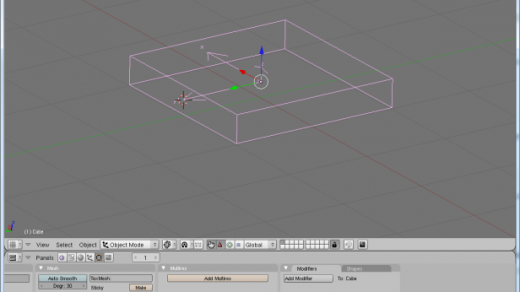 Tutorial 4 – Setting Control Surface Pivots – Blendering