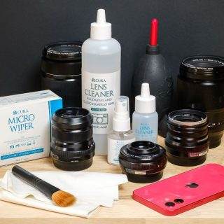 How to Clean a Camera Lens (PRO vs DIY Method!)