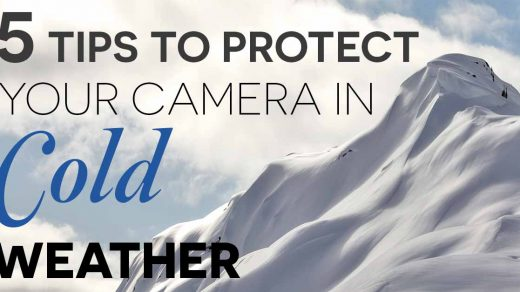 5 Tips To Protect Your Camera In Cold Weather