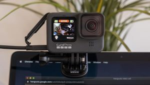 How to use your GoPro as a webcam   TechRadar