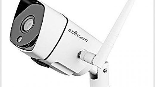 Ebitcam Surveillance Weatherproof Detection Recording | Photo Best Photo  Canad… | Wireless home security systems, Security cameras for home, Outdoor  security camera