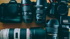 How to Store Camera and Lenses at Home (and Keep Your Resale Value High) —  Shark & Palm