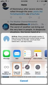 How-To Download/Save Twitter Video to iPhone/iPad Camera Roll - Easy  Technical Guides for Windows and Linux Admins