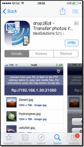 How to Transfer Photos from PC to iPhone Camera Roll without iTunes and  Cables
