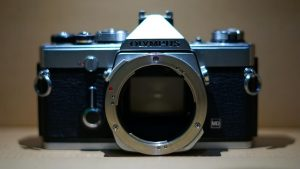 """The Beauty of classic 135mm film camera """"Olympus OM10"""" – 135MM"""