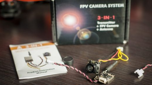 New products from AKK Tech — K31 VTX and A5 3-in-1 set – ZMarketChangers  Review