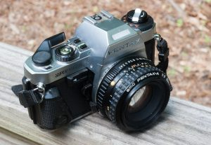 The most elaborate manual focus Pentax SLR: the Super-Program – CamerAgX –  a new life for old gear