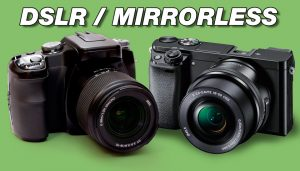 MIRRORLESS VS DSLR: PROS AND CONS   PHOTO-TREND
