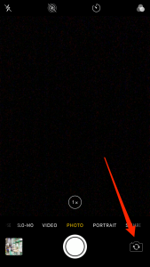 Why your iPhone camera is black, and how to fix it