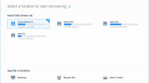 24 Free Photo, Data, And File Recovery For microSD, SSD, And Hard Disk