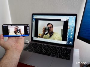 How to turn your iPhone into a web cam for Zoom, Skype, Hangouts, and more  | iMore