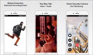 6 Free Apps - Turn Smartphones Into 24/7 Security Camera With Motion  Detection
