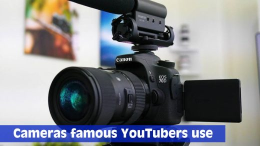What kind of cameras do famous YouTubers use - Search Linux