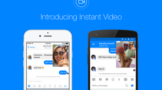 Facebook Messenger brings live video calling to your conversations – BGR