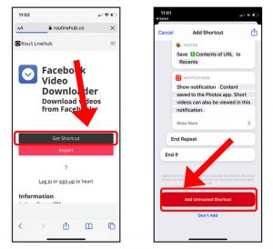 4 Ways to Save Facebook Videos to Camera Roll on iPhone (2020)   TechWiser