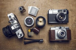 The History of Photography: Pinholes to Digital Images