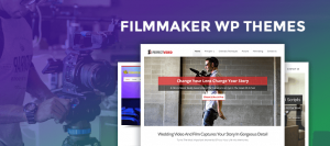 5+ Filmmaker WordPress Themes 2021 (Free and Paid) | FormGet