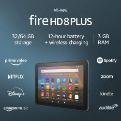 Fire HD 8 Plus (2020) vs Fire HD 8 2020 (10th Gen) vs Fire HD 8 2018 (8th  Gen) - Kindle Fire For Kid