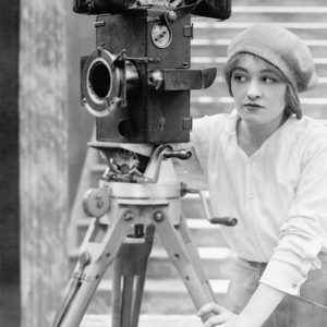 When Was the First Movie Camera Invented?