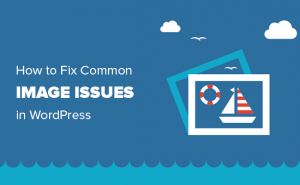 How to Fix Common Image Issues in WordPress