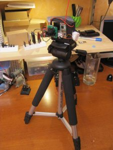 Creating an open-source, yearlong time-lapse camera | Atmel | Bits & Pieces