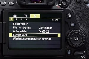 How to Format SD Card on Camera and Computer   SD Card Tips