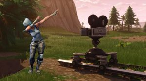 Fortnite: Where to Find the Film Cameras for the Dancing Challenge