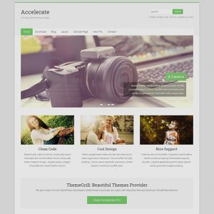 18 Free Clean WordPress Themes for your WordPress sites in 2019!