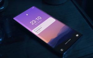 Leak says this is Samsung's first flagship with an invisible camera hidden  under the screen – BGR