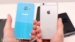 We compared the Galaxy S6 camera with an iPhone 6 camera: the result will  stun you | NextPit
