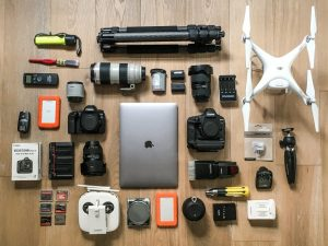 Minimalistic travel photography equipment & Packing it on plane guide 2021  – RIDEALONG NOMAD