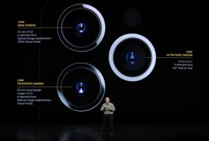 Apple's New iPhone 11 Pro Is the First Artificially Intelligent Camera |  Observer
