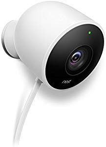 Google Nest Nest Cam Outdoor security camera, Really good cameras - Nest  service could be improved however.