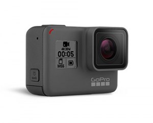 Logan Paul's action camera: GoPro HERO5 recommended by Vlogging • Kit