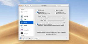 How to switch your display to use grayscale on a Mac - 9to5Mac