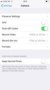 8 iPhone Camera Settings You Must Master to Take Better Photos