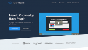 Top 5 Best WordPress Knowledge Base Plugins | Compete Themes