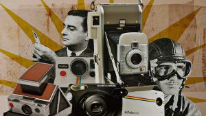 A History of Polaroids, Instax, and Instant Film Cameras